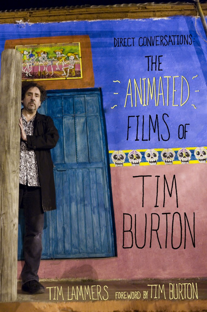 'Direct Conversations: The Animated Films of Tim Burton'