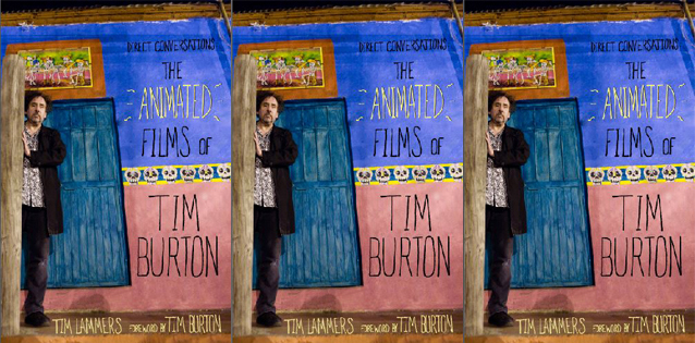 Direct Conversations The Animated Films of Tim Burton article pic