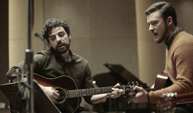 Oscar Isaac and Justin Timberlake in 'Inside Llewyn Davis' (photo -- CBS Films)