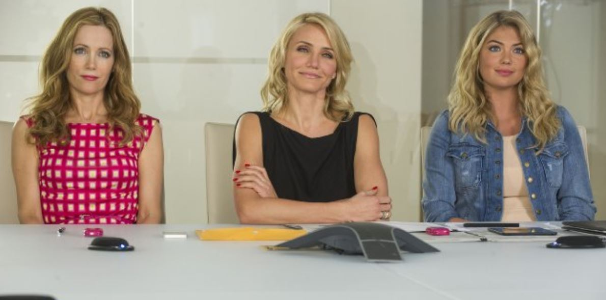 Leslie Mann, Cameron Diaz and Kate Upton in 'The Other Woman' (photo -- 20th Century Fox)