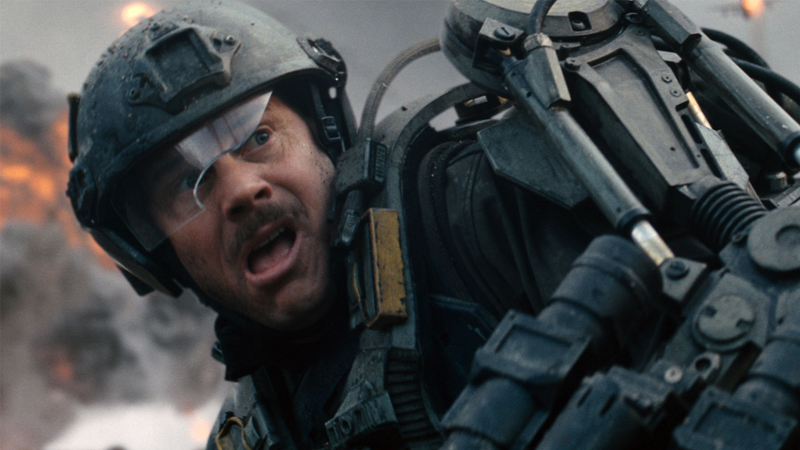 Bill Paxton in 'Edge of Tomorrow'