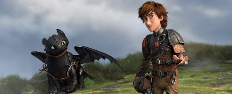 'How to Train Your Dragon 2