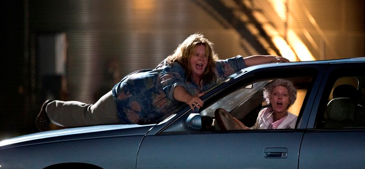 Melissa McCarthy and Susan Sarandon in 'Tammy' (photo -- Warner Bros)