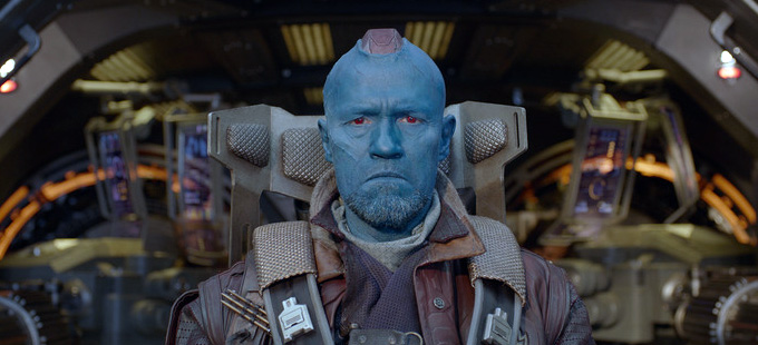Michael Rooker in Guardians of the Galaxy (photo -- Disney-Marvel Studios)