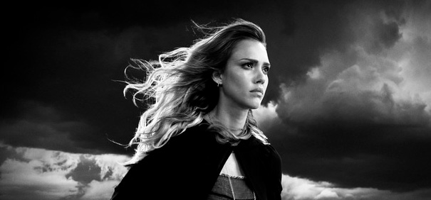 Jessica Alba in 'Sin City A Dame to Kill For' (photo -- Dimension Films)