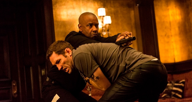 Denzel Washington in 'The Equalizer' (photo -- Sony Pictures)