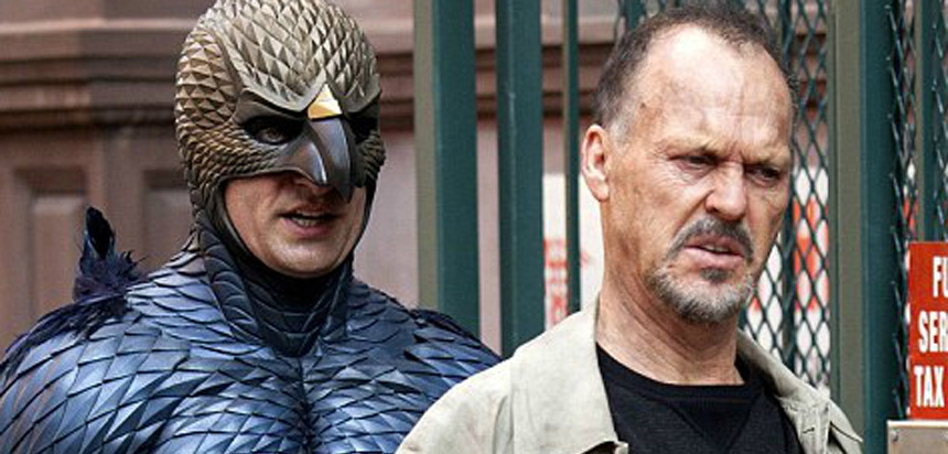 Birdman and Michael Keaton
