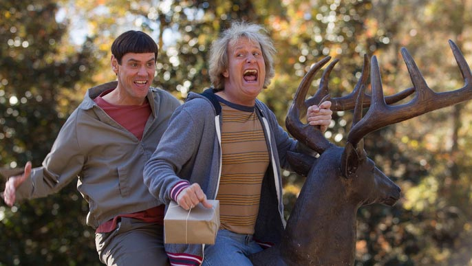 Jim Carrey and Jeff Daniels in 'Dumb and Dumber To' (photo -- Universal Pictures)