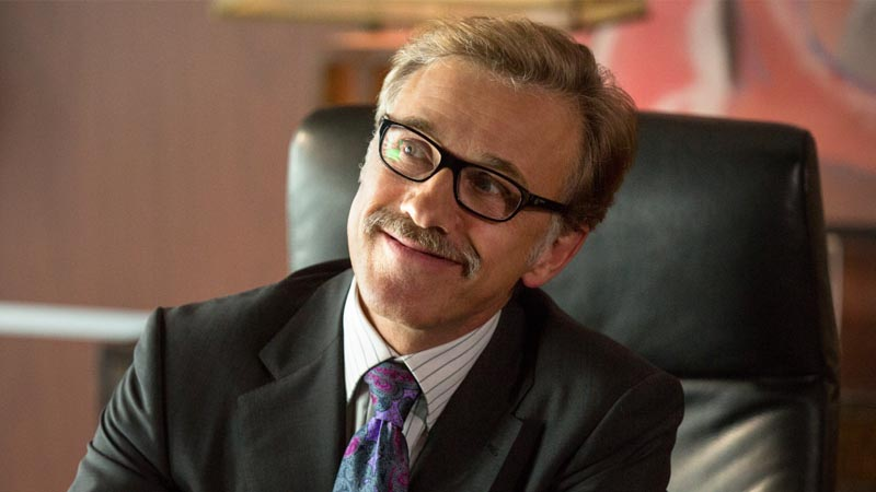 Christoph Waltz in 'Horrible Bosses 2' (photo -- Warner Bros)