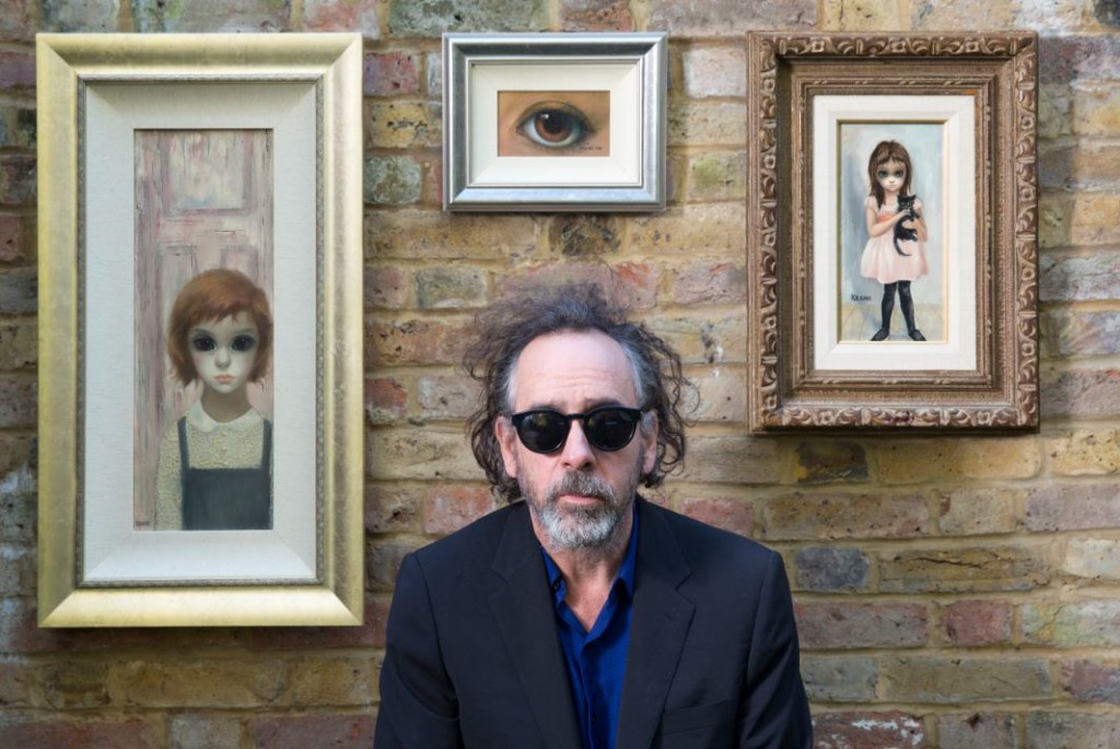 Tim Burton Big Eyes 2