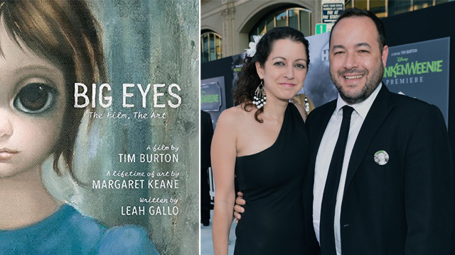Big Eyes Book, Leah Gallo Derek Frey