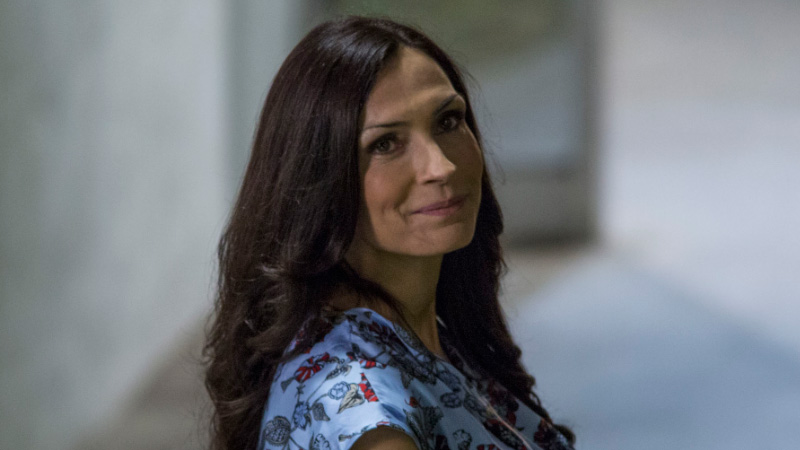 Famke Janssen in 'Taken 3' (photo - Fox)