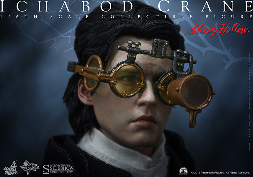 Hot Toys Ichabod Crane