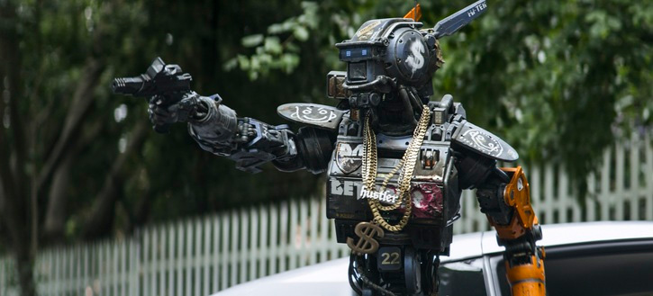 'Chappie'  (Sony Pictures)