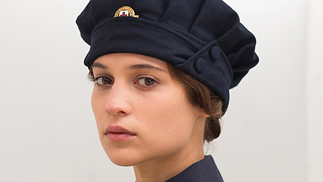 Alicia Vikander in 'Testament of Youth' (photo -- Sony Pictures Classics)
