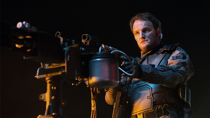 Jason Clarke in 'Terminator Genisys' (photo: Paramount Pictures)