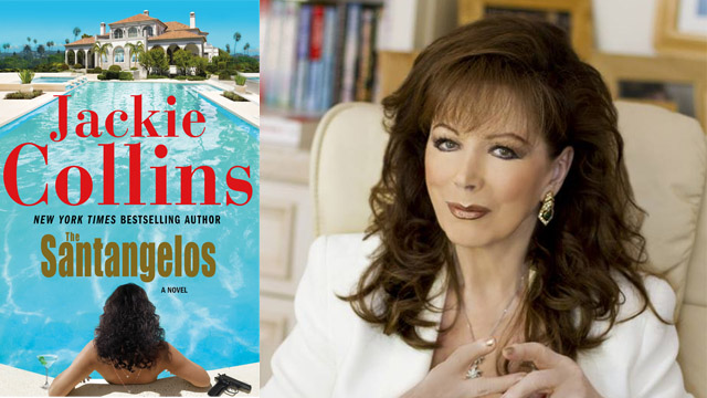 'The Santagelos' Jackie Collins (St. Martin's Press)