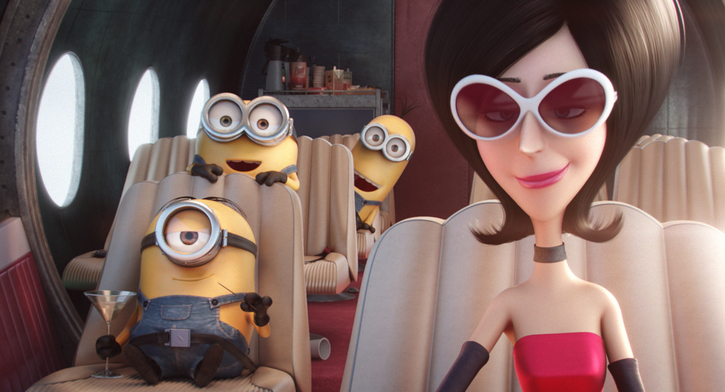 'Minions' (photo: Universal Pictures)