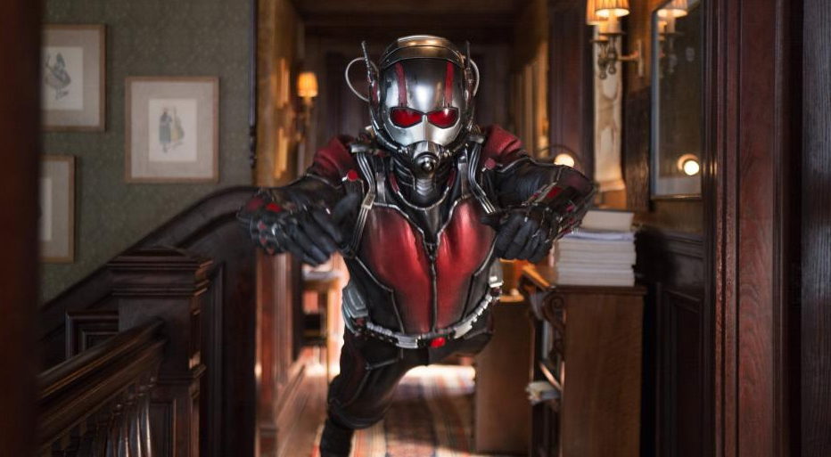 Paul Rudd in 'Ant-Man' (Disney-Marvel)