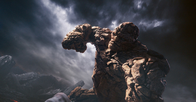 Fantastic Four (photo -- 20th Century Fox)
