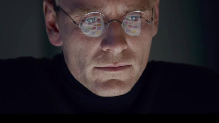 Michael Fassbender in 'Steve Jobs' (photo -- Universal)