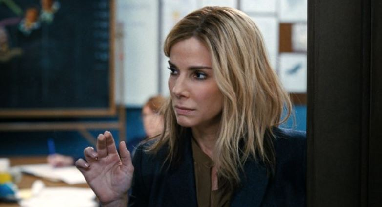 "Sandra Bullock in ""Our Brand is Crisis"" (photo -- Warner Bros.)"