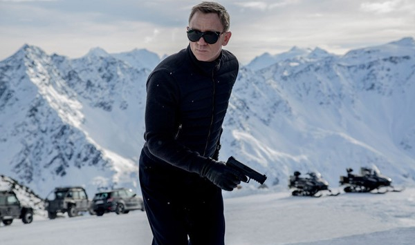 Daniel Craig in 'Spectre' (photo -- Sony Pictures)