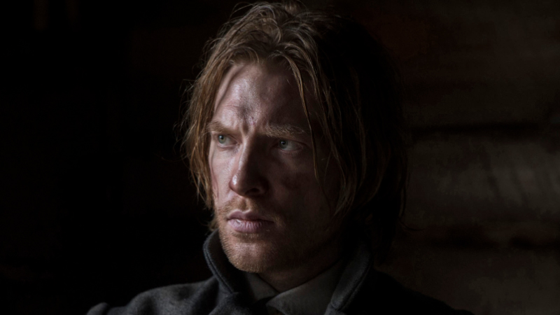 Domhnall Gleeson in 'The Revenant' (photo -- 20th Century Fox)