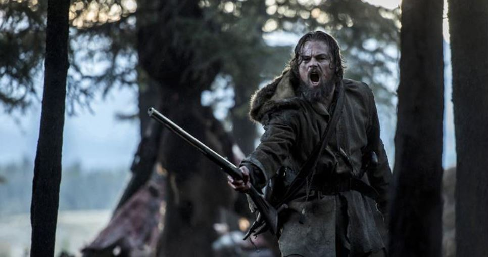 Leonardo DiCaprio in 'The Revenant' (photo: 20th Century Fox)