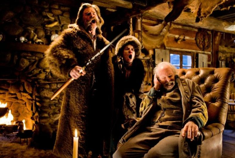 'The Hateful Eight' (photo -- The Weinstein Company)