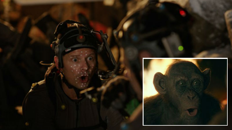 Steve Zahn as Bad Ape in War for the Planet of the Apes (photo 20th Century Fox) final version