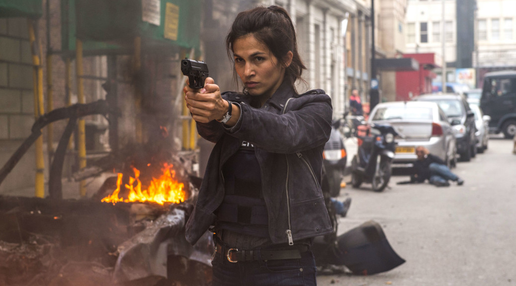 Interview elodie yung talks hitmans bodyguard the defenders photo lionsgate fandeluxe Image collections