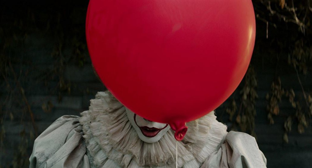 Bill Skarsgard in 'IT' (photo Warner Bros.)