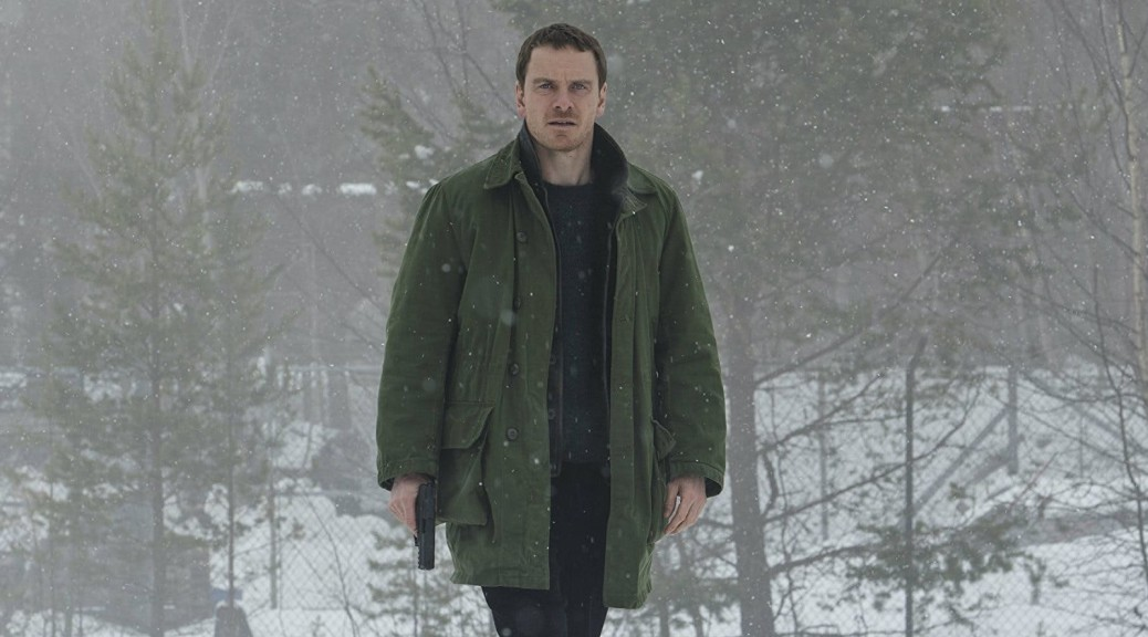 Michael Fassbender in 'The Snowman' (Universal Studios)