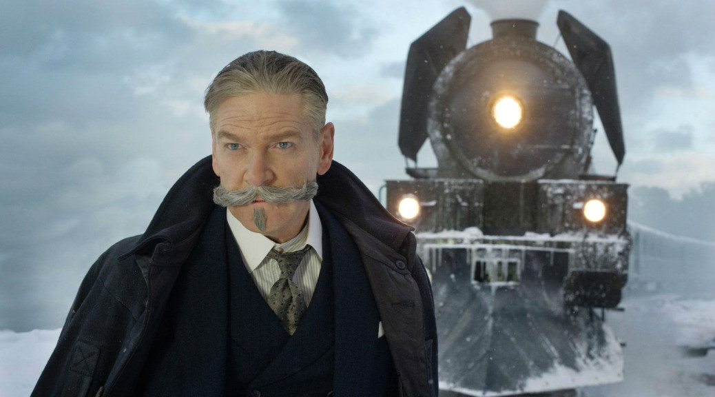 Kenneth Branagh in Murder on the Orient Express (photo 20th Century Fox)