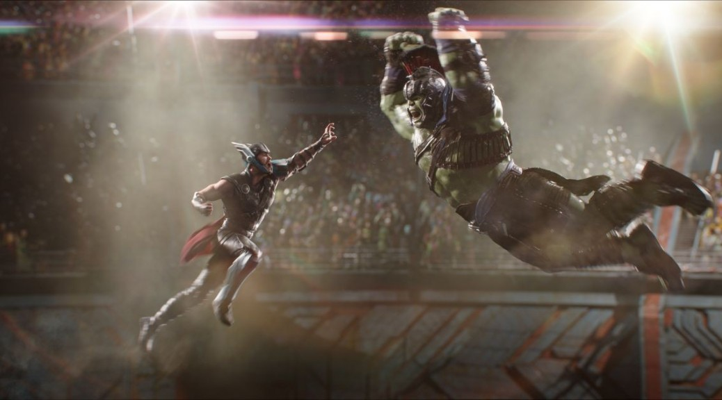 """Thor: Ragnarok"" photo courtesy Disney-Marvel Studios"