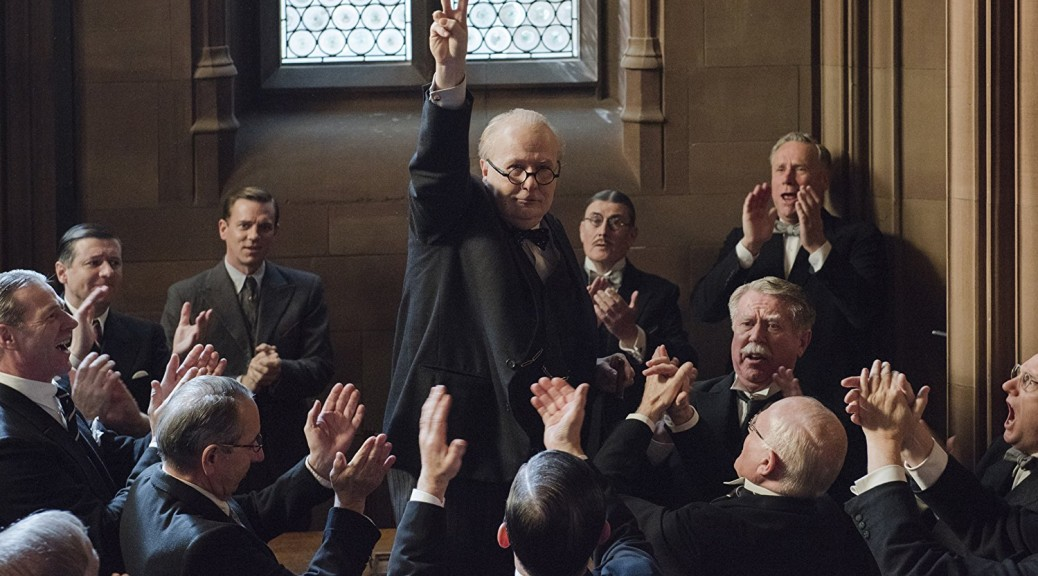 Gary Oldman Darkest Hour 2