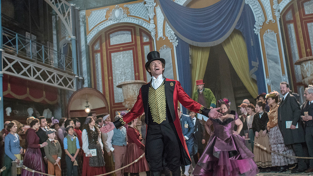 Hugh Jackman in 'The Greatest Showman' (photo: 20th Century Fox)