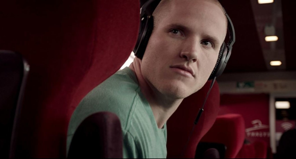 Spencer Stone in 'The 1517 to Paris