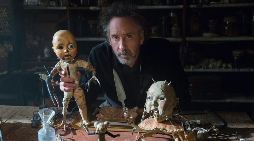 Interview Tim Burton Finds Happy Haunt With Miss Peregrine S Home